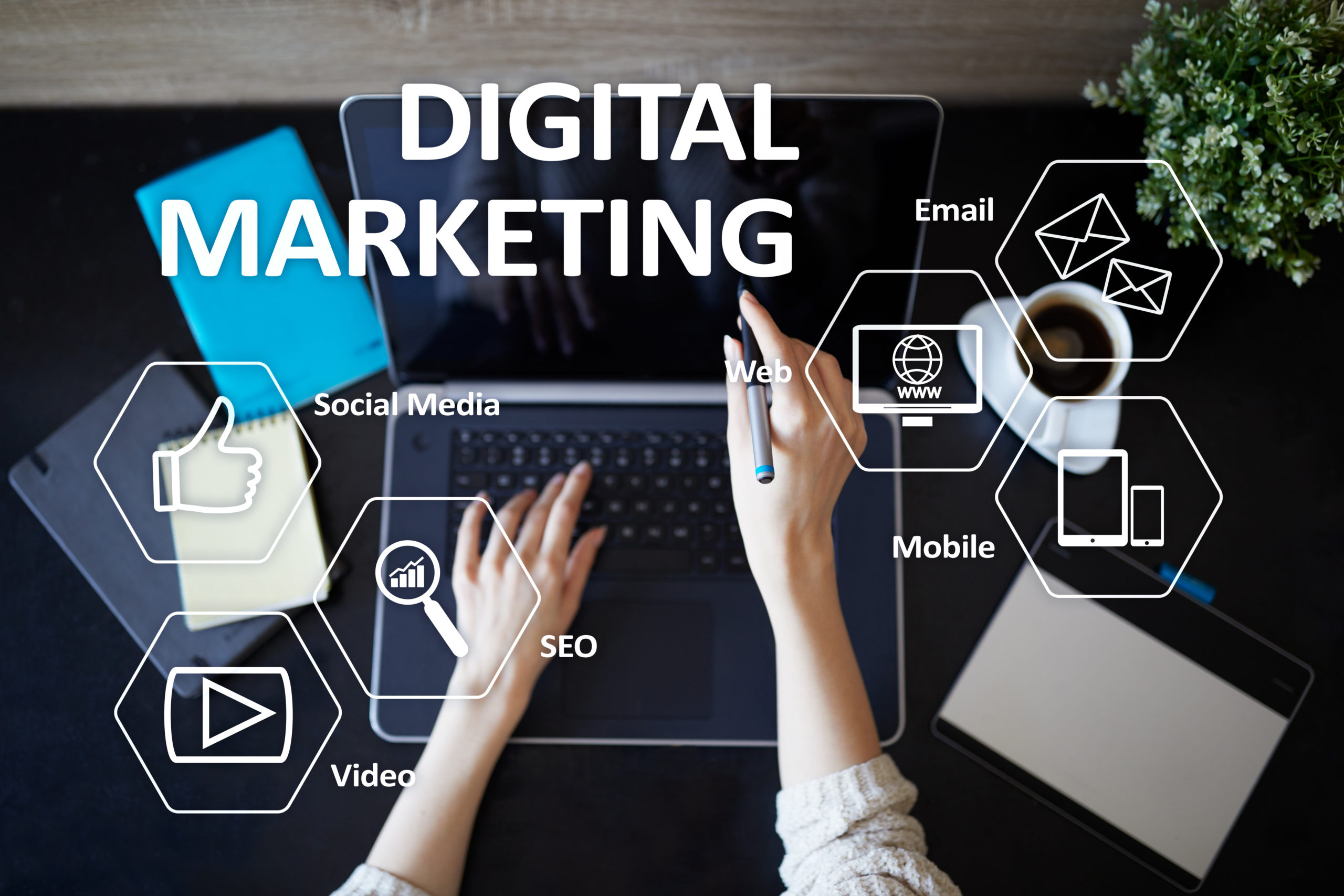 Digital Marketing Is The Solution That Businesses Need To Build An Online Presence